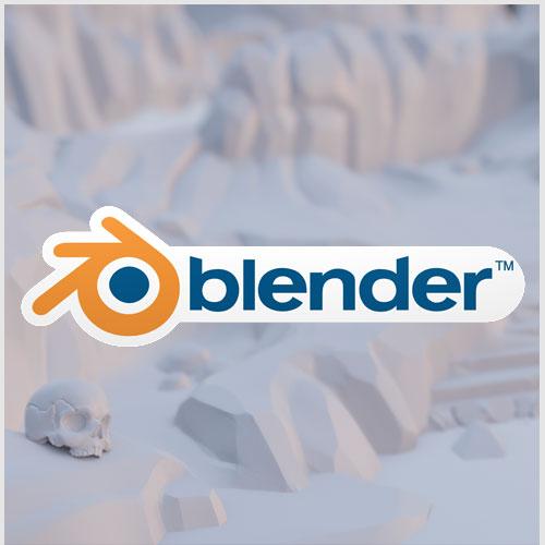 Curso de Blender | Modelado y texturizado enfocado a videojuegos