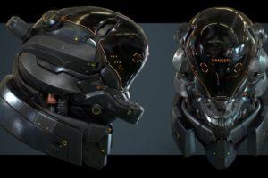Sci-Fi Helmet 21