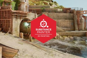 Substance Painter Spring