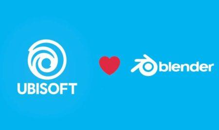 Blender adoptado como principal DCC en Ubisoft. Junto a Epic Games se une al fondo de desarrollo.
