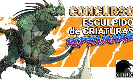 ¡Concurso de criaturas de Odin3D! ¡Toda la información que necesitas!
