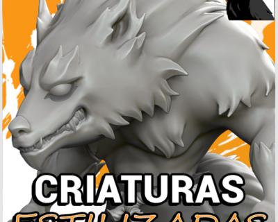 -PRECOMPRA- Curso avanzado de Criaturas estilizadas (Lanzamiento Enero/Febrero 2020)