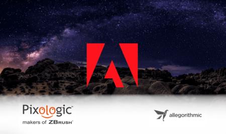 ¡Adobe ha comprado Zbrush e Internet!
