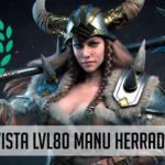 Cover lvl80 Manu Herrador