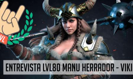 Entrevista 80lvl Manu Herrador (Viking)