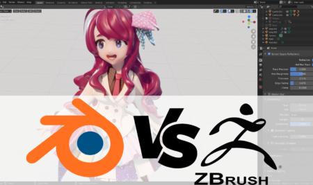 Blender 2.8 y el Sculpt que hará competencia a Zbrush (Parte 1)