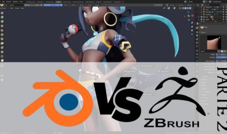 Blender 2.8 y el Sculpt que hará competencia a Zbrush (Parte 2)