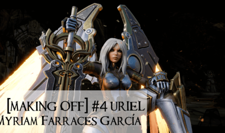 [Making Of] Trabajos de alumnos #4 Uriel (Darksiders)