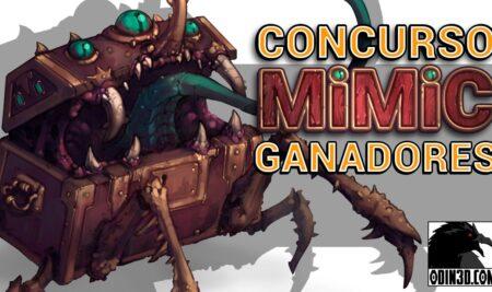 ¡Presentamos los ganadores del Concurso Mimic!