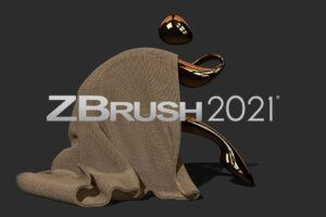 Zbrush 2021 Cover Odin3D