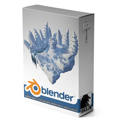 Curso de Blender O3D+ | Modelado y texturizado enfocado a videojuegos