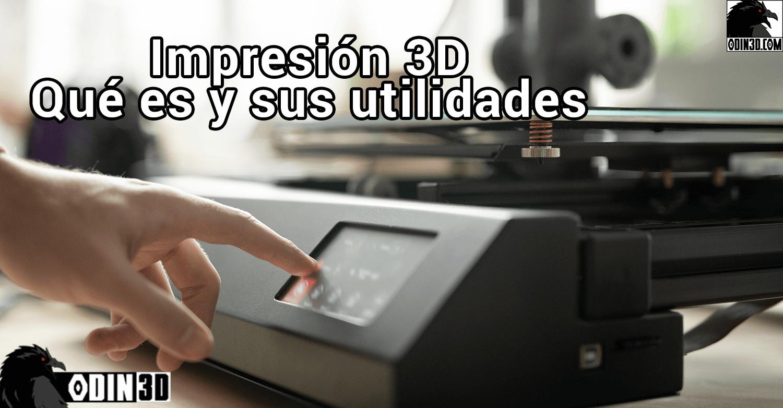 impresión 3d impresora 3d blender zbrush