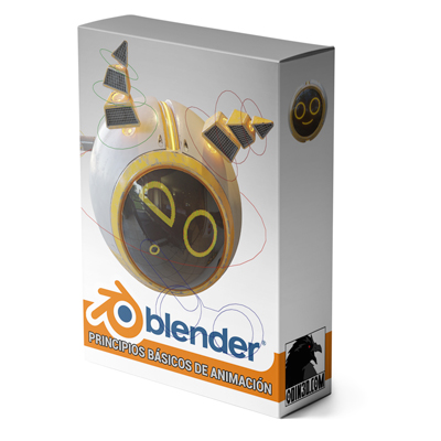 Principios básicos de animación en Blender 2.9X +