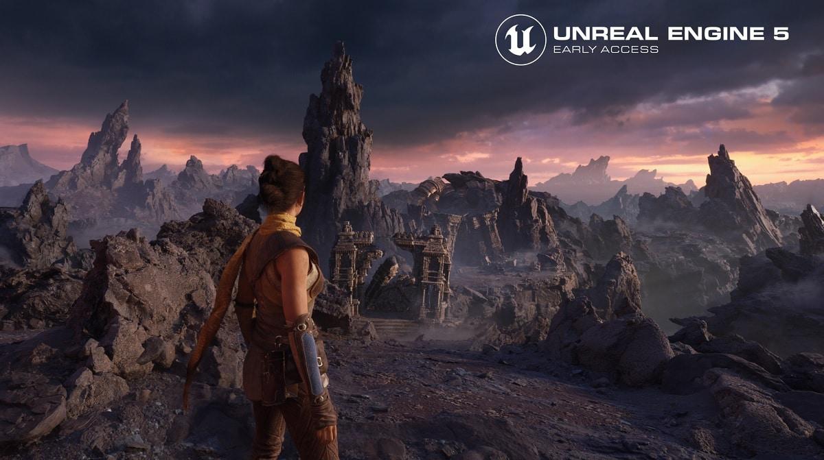 Unreal Engine 5 portada