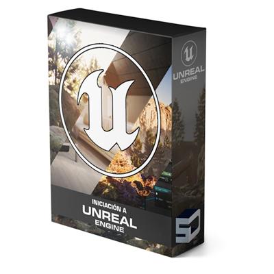 Curso Unreal Engine 5 y 4 para principiantes